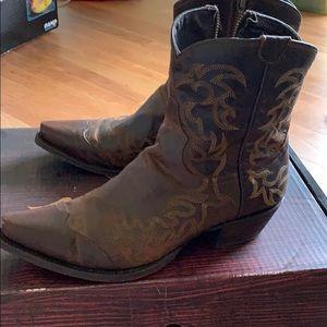 Caborca cowboy boots